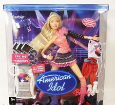2005 - More Mattel cross-marketing with American Idol Barbie Barbie Box, Barbie Collector, American Idol, Tasmania, New Pictures, Compliments, Photo Galleries, Marketing, Collection