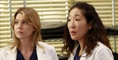 Quiz to determine which Resident on Grey's Anatomy you would be assigned to at Grey Sloan Memorial Hospital. Greys Anatomy Couples, Greys Anatomy Facts, Grey Anatomy Quotes, Cristina And Meredith, Cristina Yang, Meredith Grey, Top World News, Red Band Society, Derek Shepherd
