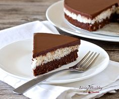 Coconut Chocolate Cake • paleo, grain-free, gluten-free, dairy-free, soy-free, refined sugar-free http://stalkerville.net/