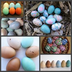Easter Eggs with a Twist | This Handmade Life