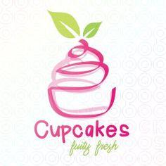 #Fruity #Cupcakes logo