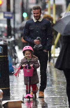 Harper Beckham's Style File | Fashion, Trends, Beauty Tips & Celebrity Style Magazine | ELLE UK