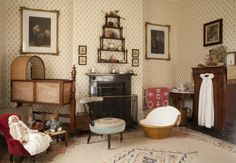 authentic victorian children's nurseries - Yahoo Search Results
