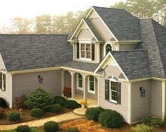 Best Gaf Timberline Hd Shingles In Pewter Gray Our Roofing 400 x 300