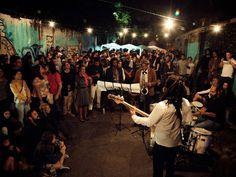 Os shows têm início às 16h20, na rua Iquiririm, nº 644, com entrada Catraca Livre.