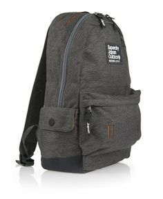 7691411d98 Mens - Montana Marled Backpack in Dark Grey