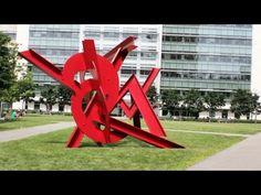 VIDEO - Public Art at #MIT #CambMA #CambridgeMA