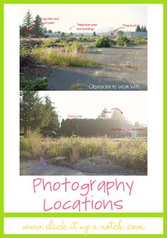 photography locations