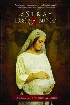 A Stray Drop of Blood by Roseanna M. White http://www.amazon.com/dp/0976544466/ref=cm_sw_r_pi_dp_uUQ1tb1EK0QHCYYR