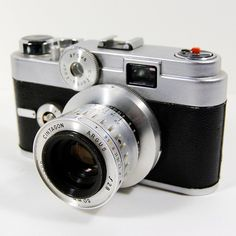 Your place to buy and sell all things handmade Old Cameras, Cameras For Sale, Vintage Cameras, Photography Tools, Camera Photography, Photography Equipment, Best Vlogging Camera, Best Dslr, 35mm Camera