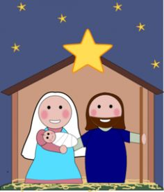 TONS of Nativity Crafts and Activities links for Kids