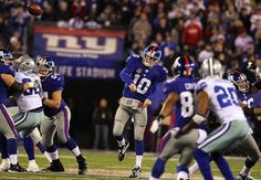 New York Giants to host Dallas Cowboys in 2012 NFL season opener. The game will be played at 8:30 p.m. ET on Wednesday, Sept. 5, and will be broadcast by NBC. It's one day earlier than the usual Thursday date to avoid President Obama's nomination speech at the Democratic National Convention.
