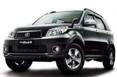 Harga Toyota Rush Bali
