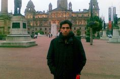 Raif Badawi stayed in Glasgow during 2007 after fleeing arrest in his homeland