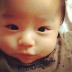 I am handsome.