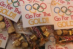 Olympic Treats