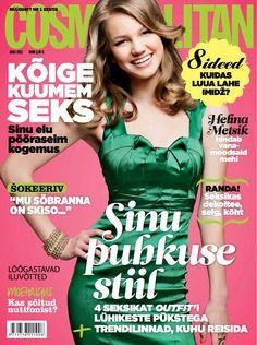 Cosmopolitan Estonia July 2012
