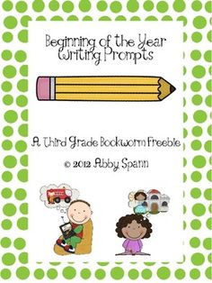 Free Writing Prompt How To Survive Third Grade End Of Year