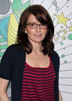 Tina Fey.....she always looks good!