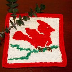 https://www.etsy.com/RSSDesignsInFiber/listing/559717882/red-cardinal-crochet-tapestry-holiday
