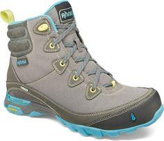 Ahnu Sugarpine Waterproof Hiking Boots. Love these boots.....lightweight, flexible, yet very durable. Keep my feet dry through rain & mud.