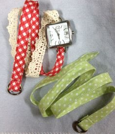 DIY watch straps