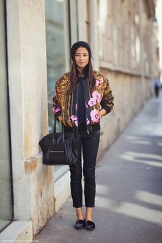 Jessica Gomes street style