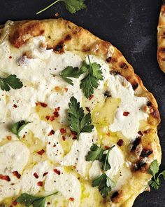 over 40 different pizza recipes- ideas for this summer's pizza on the grill
