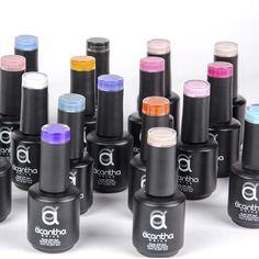 Los esmaltes de #AcanthaNails proporcionan colores altamente pigmentados y un brillo deslumbrante. Conviértete en una #AcanthaLover y descubre nuestra calidad, #AcanthaMeEncanta.  Contáctanos en Panamá al tel. 507 62043932