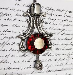 Large Gothic Pendant 1 by Aranwen on DeviantArt