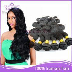 Princess love hair products New Star Hair Team Cheap Hair Bundles Brazillian Body Wave Virgin Hair 3/4 pcs lot