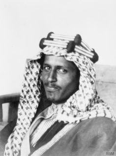 Ali ibn el Hussein. by TE 1917
