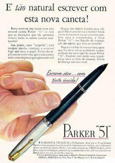 Caneta Parker 51