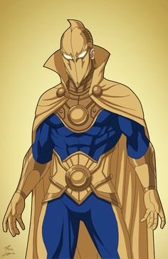Dr Fate by Phil-Cho