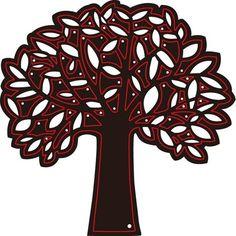 QuicKutz  Lifestyle Crafts 4X4 Single Die VINES  Leaves 0089 Flourish Buds