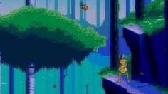 Pocahontas - Megadrive