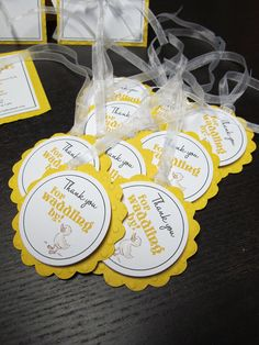 Waddle It Be  Baby shower package by BInvitationOnly on Etsy, $2.25