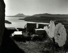 Herbert List, 1937, Cape Sounio, Temple of Apollo