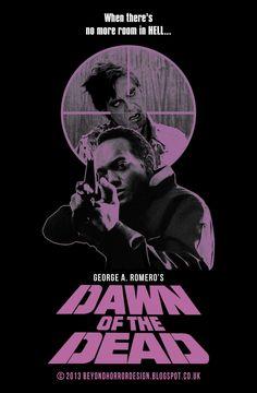dawn of the dead 1978 | BEYOND HORROR DESIGN: DAWN OF THE DEAD (George A. Romero…