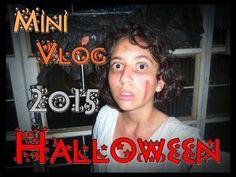 Mini Vlog: Halloween 2015