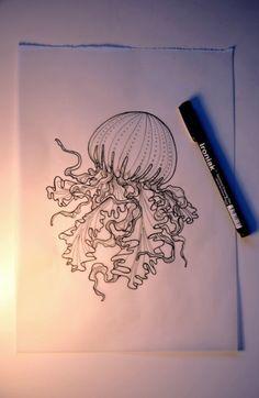 Sarah McCloskey jellyfish