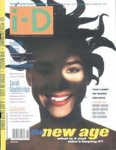The Fantasy Issue No. 75 November 1989 Judith by Kevin Davies