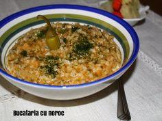 Varza cu orez - Bucataria cu noroc Noroc, Tortellini, Risotto, Ethnic Recipes