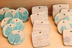 Salt Dough Ornament Tutorial - Click image to find more DIY & Crafts Pinterest pins