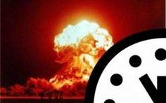 Spostate Avanti Le Lancette Del Doomsday Clock: L'Orologio Dell'Apocalisse! #doomsdayclock #apocalisse #orologio