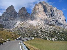 Sella Ronda - Passo Sella - Dolomiti