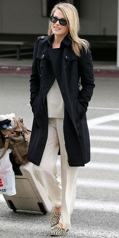 b10b52516d7d Ali Larter Hits LAX In Style - Get this look  https   www · Coast FashionTravel  ...