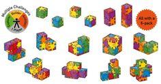 Happy Cube Würfel: Knobeln, Rätseln, Bauen