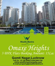 0542d7e03fe hot selling properties to ready to move homes  OmaxeHeight  Book Your 3bhk  and 4