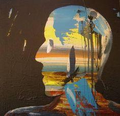 "Saatchi Art Artist André Pillay; Painting, ""perfume III"" #art #paintings  #saatchiart"